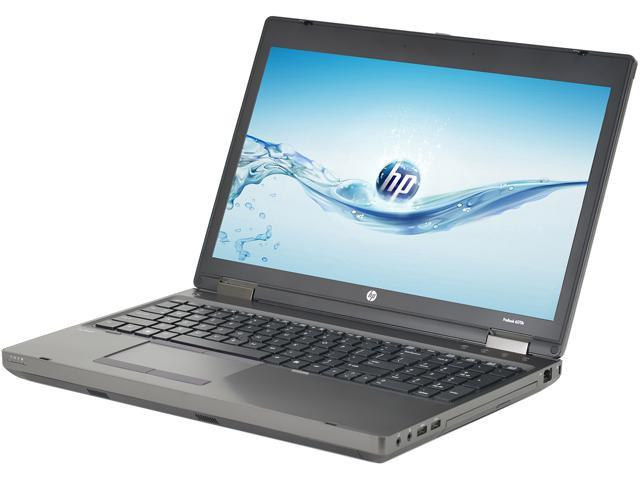 HP B Grade Laptop ProBook 6570B Intel Core i5 3rd Gen 3210M (2.50 GHz) 4 GB Memory 320 GB HDD 15.6