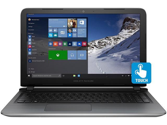 HP Laptop Pavilion 17-g133cl AMD A10-Series A10-8780P (2.00 GHz) 12 GB DDR3L Memory 1 TB HDD AMD Radeon R7 M360 17.3