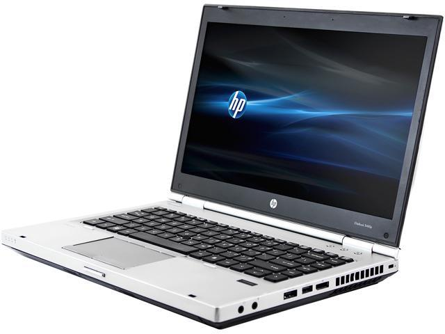 HP Laptop EliteBook 8460P Intel Core i5 2nd Gen 2410M (2.30 GHz) 12 GB Memory 500 GB HDD 14.0