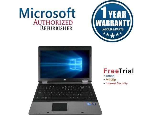 HP Laptop ProBook 6450B Intel Core i5 520M (2.40 GHz) 4 GB Memory 250 GB HDD Intel HD Graphics 14.0