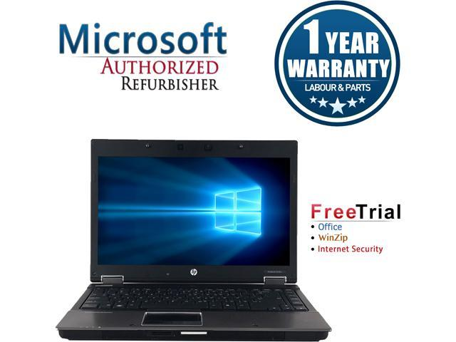 HP Laptop EliteBook 8440W Intel Core i5 520M (2.40 GHz) 4 GB Memory 500 GB HDD NVIDIA Quadro FX 380M 14.0