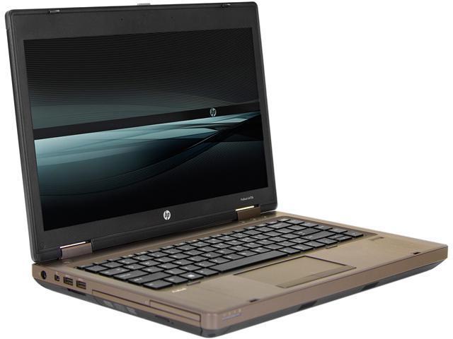 HP Laptop ProBook 6470B Intel Core i5 3320M (2.60 GHz) 4 GB Memory 128 GB SSD 14.0