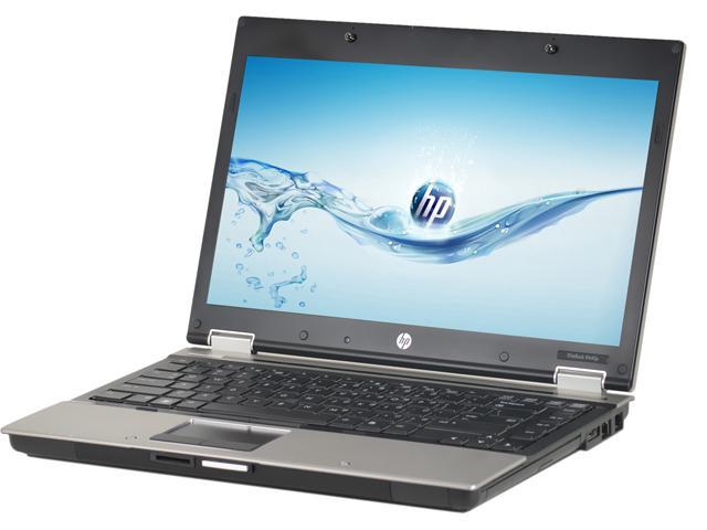 HP Laptop EliteBook 8440P Intel Core i5 2.40 GHz 8 GB Memory 750 GB HDD 14.1