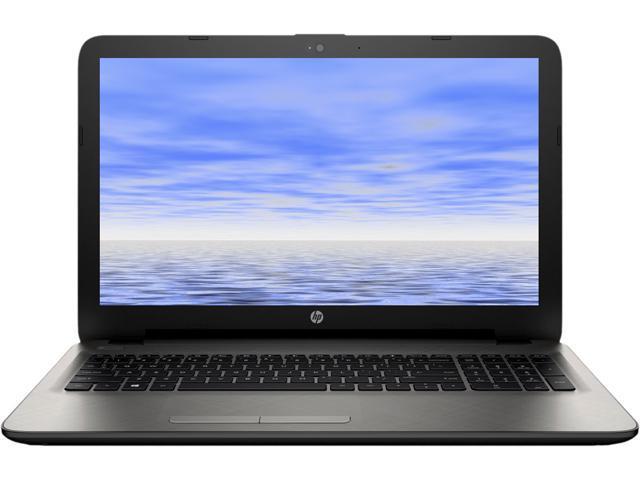 HP Laptop 15-af113cl AMD A8-Series A8-7410 (2.20 GHz) 6 GB Memory 1 TB HDD AMD Radeon R5 Series 15.6