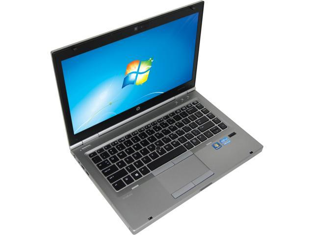 HP Laptop EliteBook 8470p Intel Core i5 2.50 GHz 4 GB Memory 128 GB SSD Windows 10 Home