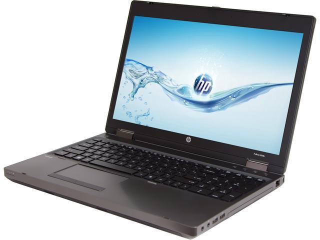 HP Laptop ProBook 6560B Intel Core i5 2520M (2.50 GHz) 8 GB Memory 128 GB SSD 15.6