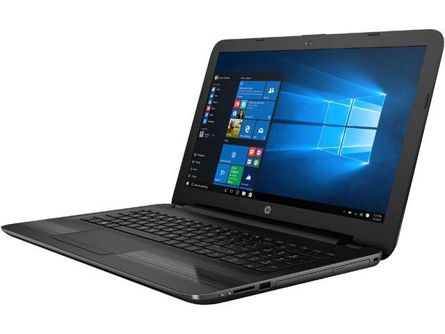 HP Laptop 250 G5 (Y1V08UT#ABA) Intel Celeron N3060 (1.60 GHz) 4 GB Memory 128 GB SSD Intel HD Graphics 400 15.6