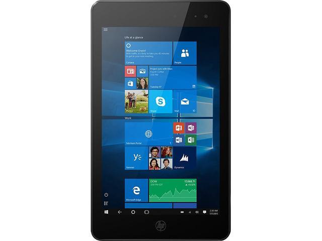HP ENVY 8 Note 5003 Intel Atom 2 GB Memory 32 GB Flash Storage Tablet Windows 10 Home