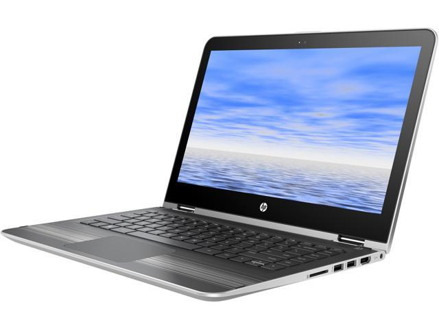 HP Pavilion x360 13-u010ca Bilingual 2-in-1 Laptop Intel Core i3 6100U (2.30 GHz) 500 GB HDD Intel HD Graphics 520 Shared memory 13.3