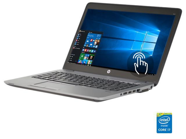 HP Laptop 840 G1 Intel Core i7 4600U (2.10 GHz) 8 GB Memory 240 GB SSD Intel HD Graphics 4400 14.0