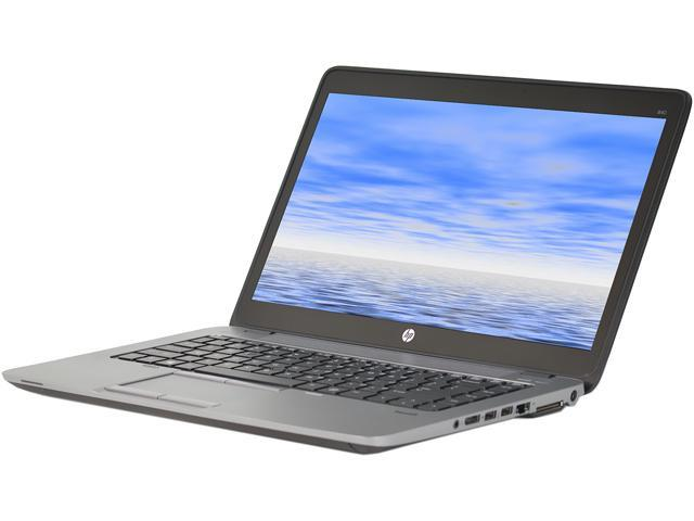 HP Laptop - B Grade 840 G1 Intel Core i5 4th Gen 4300U (1.90 GHz) 8 GB Memory 240 GB SSD Intel HD Graphics 4400 14.0