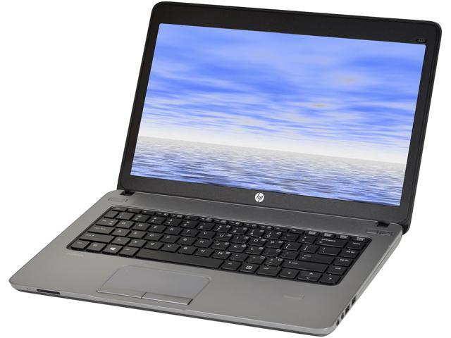 HP Laptop - B Grade 440 G1 Intel Core i5 4200M (2.50 GHz) 8 GB Memory 500 GB HDD Intel HD Graphics 4400 14.0