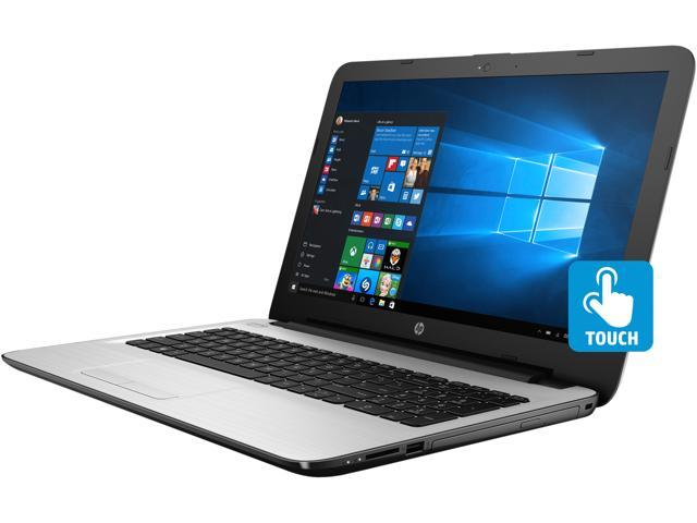 HP 15-ba021ca (W7C05UA#ABL) Bilingual Laptop AMD A6-Series A6-7310 (2.00 GHz) 6 GB Memory 1 TB HDD AMD Radeon R4 Series 15.6