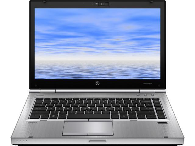HP Laptop EliteBook 8460P Intel Core i5 2nd Gen 2520M (2.50 GHz) 4 GB Memory 250 GB HDD 14.0