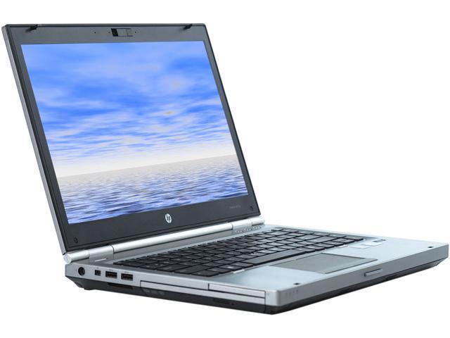 HP Laptop EliteBook 8470P Intel Core i5 3320M (2.60 GHz) 8 GB Memory 128 GB SSD 14.0