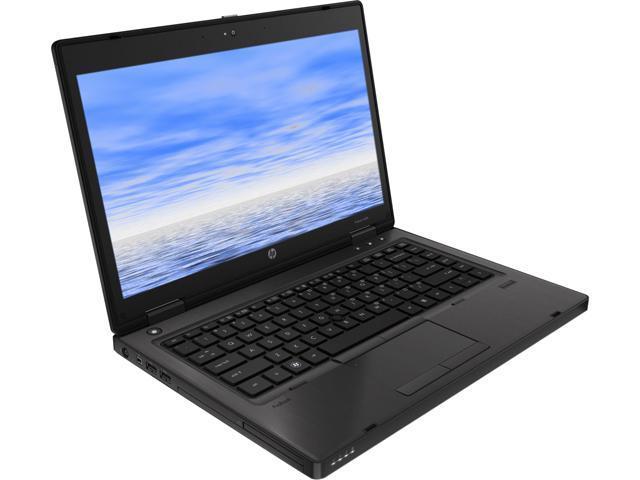 HP Laptop ProBook 6460B Intel Core i5 2540M (2.60 GHz) 8 GB Memory 250 GB HDD 14.0