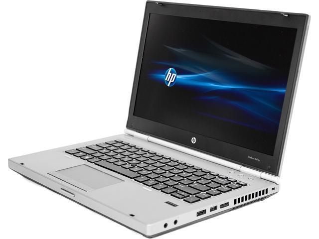 HP Laptop 8470P Intel Core i5 3320M (2.60 GHz) 8 GB Memory 240 GB SSD 14.0