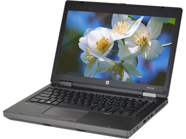 HP Laptop 6470B Intel Core i5 3320M (2.60 GHz) 8 GB Memory 240 GB SSD 14.0