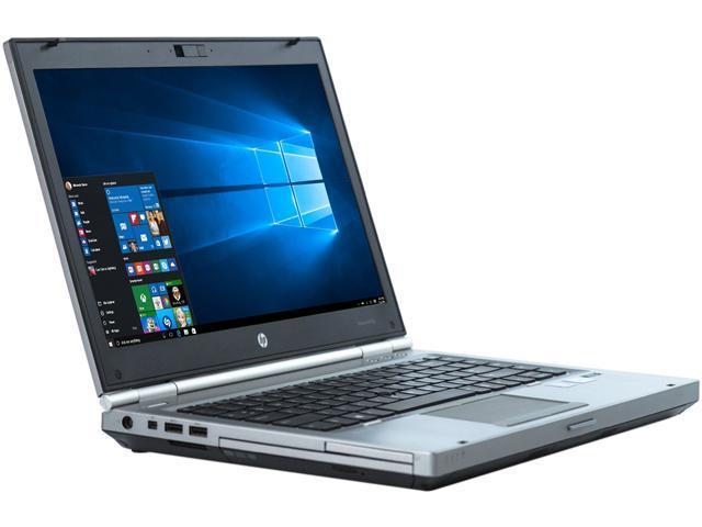 HP Laptop EliteBook 8470P Intel Core i5 3320M (2.60 GHz) 8 GB Memory 500 GB HDD 14.0