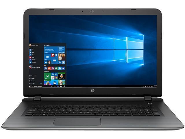 HP Laptop AMD A4-Series A4-6210 (1.80 GHz) 6 GB Memory 1 TB HDD 17.0