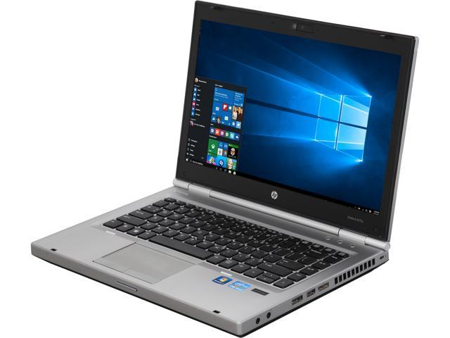 HP Laptop EliteBook 8470P Intel Core i5 3320M (2.60 GHz) 4 GB Memory 250 GB HDD 14.0