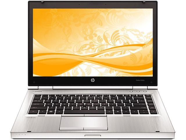 HP Grade A Laptop EliteBook 8470p Intel Core i5 3230M (2.60 GHz) 4 GB Memory 320 GB HDD Intel HD Graphics 4000 14.0