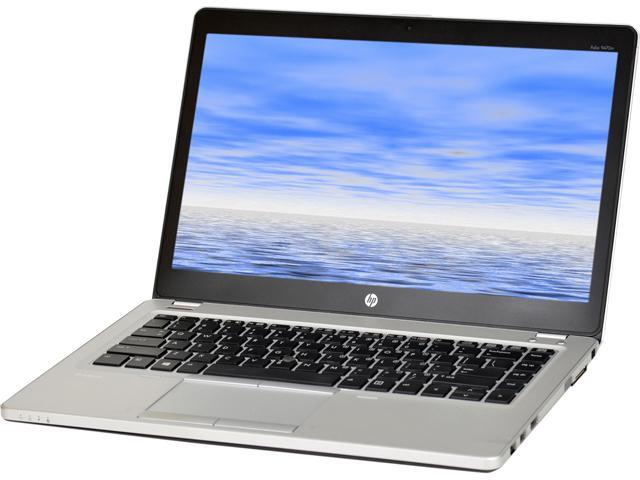 HP Laptop EliteBook Folio 9470M Intel Core i5 3rd Gen 3437U (1.90 GHz) 16 GB Memory 500 GB HDD Intel HD Graphics 4000 14.0