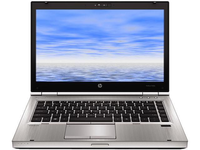 HP Laptop EliteBook 8460P Intel Core i5 2520M (2.50 GHz) 8 GB Memory 320 GB HDD Intel HD Graphics 3000 14.1