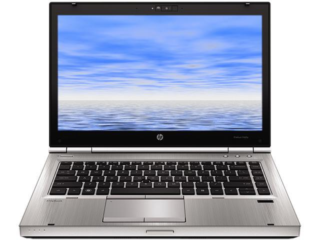 HP Laptop EliteBook 8460P Intel Core i5 2nd Gen 2520M (2.50 GHz) 8 GB Memory 128 GB SSD Intel HD Graphics 3000 14.1
