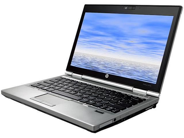 HP Laptop EliteBook 2570P Intel Core i5 3rd Gen 3210M (2.50 GHz) 4 GB Memory 128 GB SSD Intel HD Graphics 4000 12.5