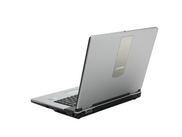 "EVEREX VA2001T NoteBook Intel Pentium dual-core T2080(1.73GHz) 15.4"" Wide XGA+ 1GB Memory DDR2 533 80GB HDD 5400rpm Dual layer DVD Burner VIA Chrome 9 HC IGP"