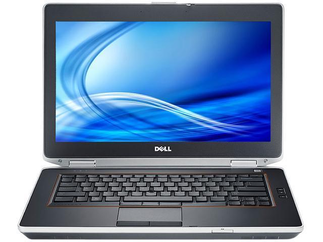 DELL Grade A Laptop Latitude E6430 Intel Core i5 3320M (2.60 GHz) 4 GB Memory 320 GB HDD Intel HD Graphics 4000 14.0