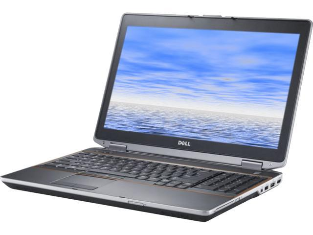 DELL Laptop Latitude E6420 Intel Core i5 2520M (2.50 GHz) 8 GB Memory 320 GB HDD Intel HD Graphics 3000 14.0