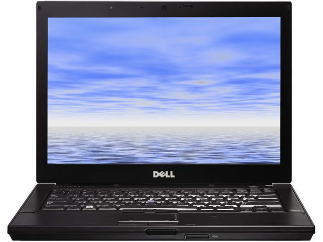 DELL Laptop Latitude E6410 Intel Core i5 1st Gen 520M (2.40 GHz) 4 GB Memory 500 GB HDD Intel HD Graphics 14.1