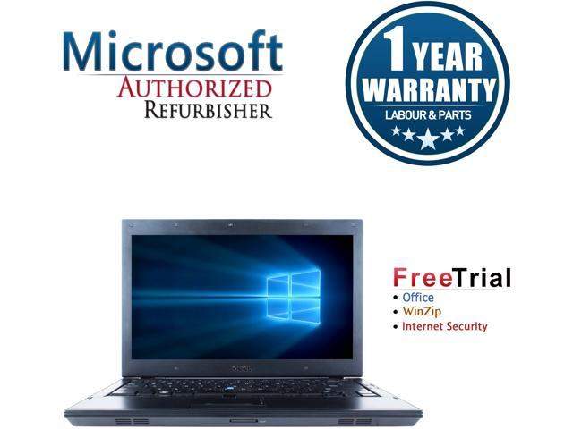 Refurbished Dell Latitude E4310 13.3