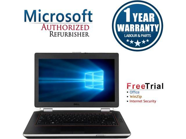Refurbished Dell Latitude E6420 14.0