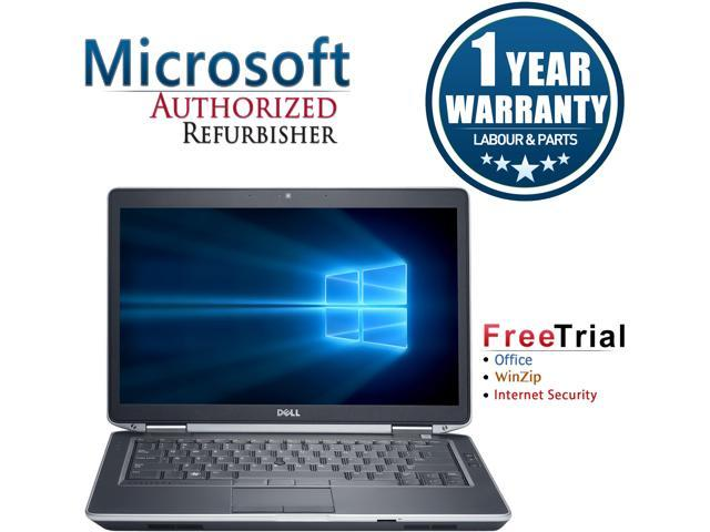 Refurbished Dell Latitude E6430 14.0
