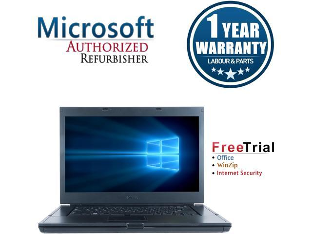 Refurbished Dell Precision M4500 15.6