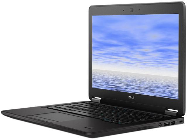 DELL Latitude E7270 (45RVC) Intel Core i5 6th Gen 6300U (2.40 GHz) 8 GB Memory 256 GB SSD Intel HD Graphics 520 12.5