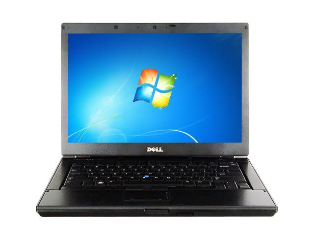 Refurbished Dell Latitude E6410 14.1'' Intel Core i5-520M 2.4GHz 4GB DDR3 250GB  DVD W7 Pro 64 Bits