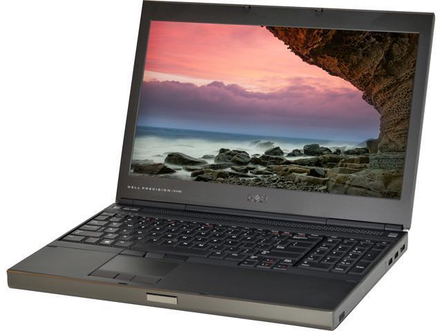 DELL Laptop Precision M4700 Intel Core i7 3720QM (2.60 GHz) 16 GB Memory 256 GB SSD 15.6