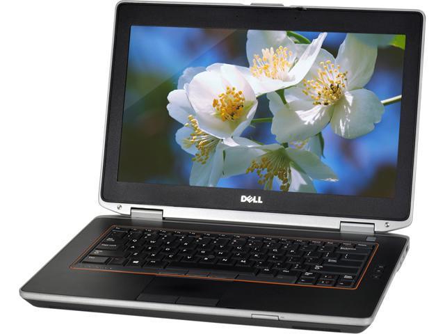 DELL Laptop Latitude E6420 Intel Core i5 2430M (2.40 GHz) 4 GB Memory 320 GB HDD 14.0