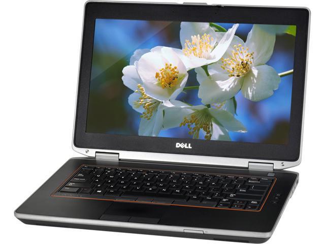 DELL Laptop Latitude E6430 Intel Core i5 3320M (2.60 GHz) 8 GB Memory 320 GB HDD 14.0