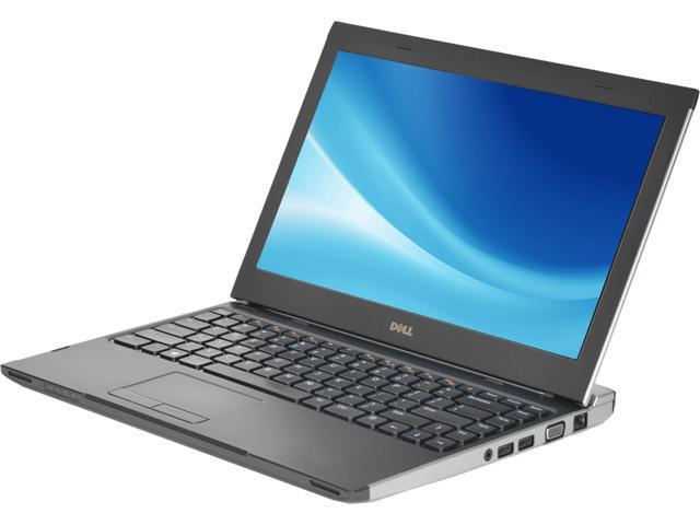 DELL Laptop 3330 Intel Celeron 1017U (1.60 GHz) 4 GB Memory 320 GB HDD 13.3