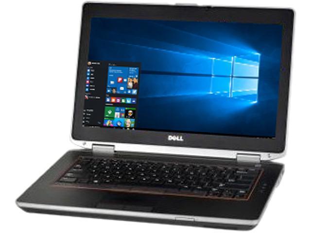 DELL Laptop Latitude E6430 3rd Gen Intel Core i5 2.60 GHz 4 GB Memory 250 GB HDD 14.0