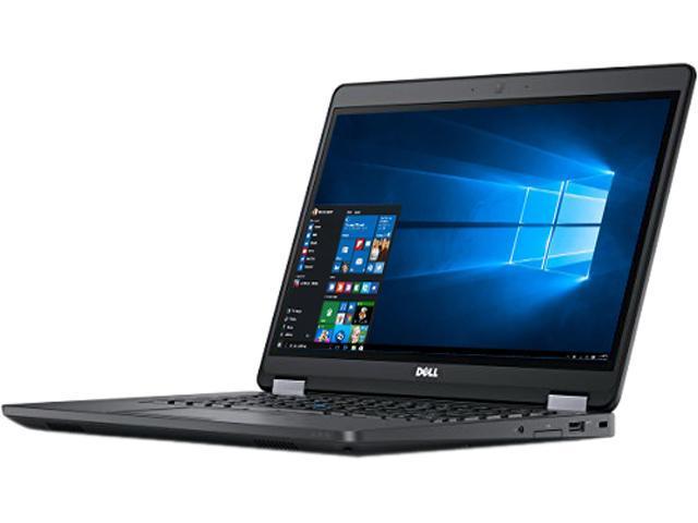 DELL Laptop Latitude E5470 Intel Core i5 6300U (2.40 GHz) 8 GB Memory 256 GB SSD Intel HD Graphics 520 14.0