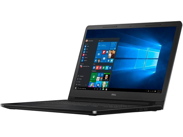 DELL Laptop Inspiron i3558-14590BLK Intel Core i5 5200U (2.20 GHz) 8 GB Memory 1 TB HDD Intel HD Graphics 5500 15.6