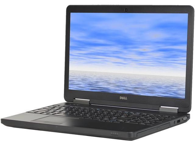 DELL Laptop - B Grade E5540 Intel Core i7 4600U (2.10 GHz) 8 GB Memory 500 GB HDD Intel HD Graphics 4400 15.6