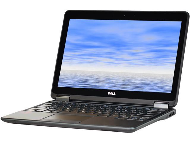 DELL Laptop - B Grade E7240 Intel Core i7 4600U (2.10 GHz) 8 GB Memory 256 GB SSD Intel HD Graphics 4400 12.5