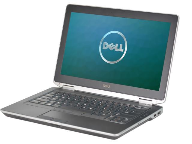 DELL B Grade Laptop Latitude E6330 Intel Core i5 3rd Gen 3210M (2.50 GHz) 4 GB Memory 320 GB HDD 13.3